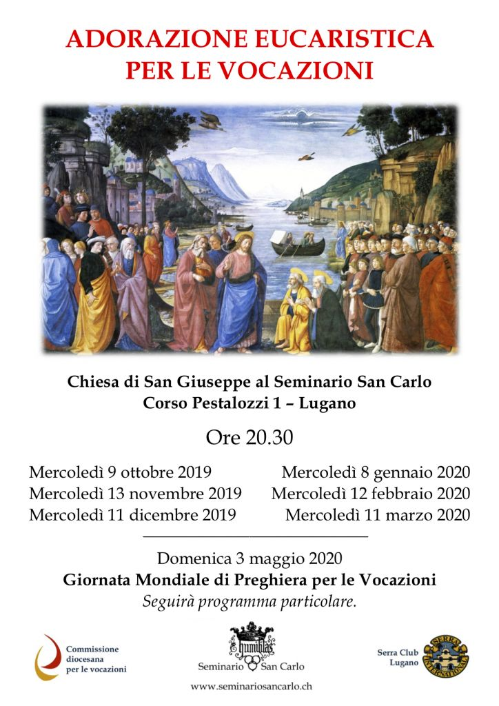 Manifesto Adorazioni 2019:2020